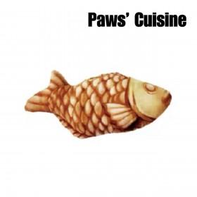 貓草玩具 - 仿真鯛魚燒
