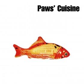 貓草玩具 - 仿真紅錦鯉